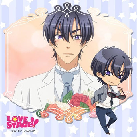 Image for Love Stage!! - Ichijou Ryouma - Mini Towel - Towel (M's)