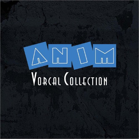 Image for ANIM Vocal Collection