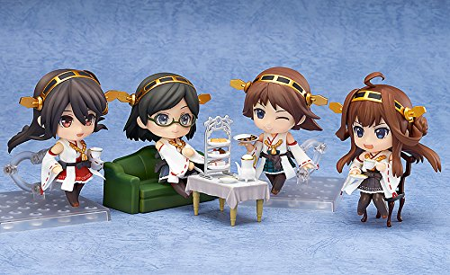 Image 7 for Kantai Collection ~Kan Colle~ - Haruna - Nendoroid #495 (Good Smile Company)