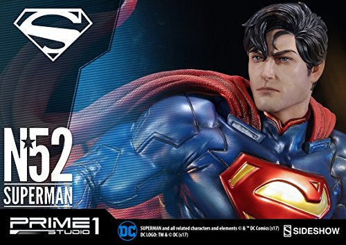 Image 2 for Justice League - Superman - Premium Masterline PMN52-01 - 1/4 - The New52! (Prime 1 Studio, Sideshow Collectibles)