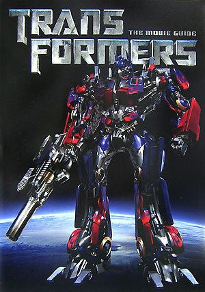 Image 1 for Transformers Movie Guide Book
