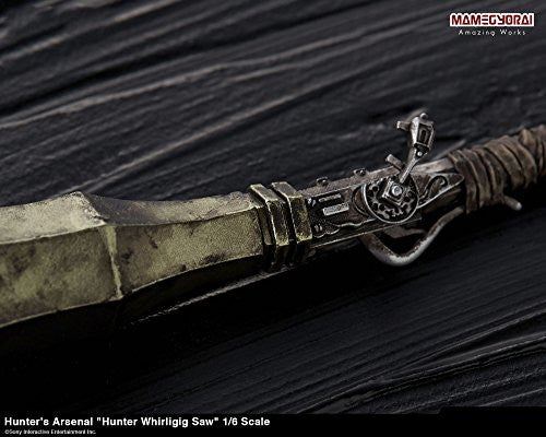 Image 9 for Bloodborne - Karyuudo - Hunter's Arsenal - Hunter Whirligig Saw - 1/6 (Mamegyorai, Gecco)
