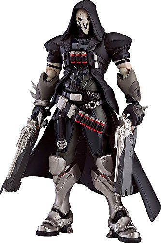 Overwatch - Reaper - Figma #393 (Good Smile Company, Max Factory)