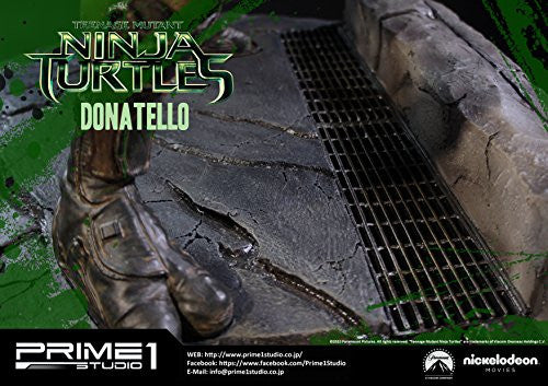 Image 2 for Teenage Mutant Ninja Turtles (2014) - Donatello - Museum Masterline Series MMTMNT-03 - 1/4 (Prime 1 Studio)