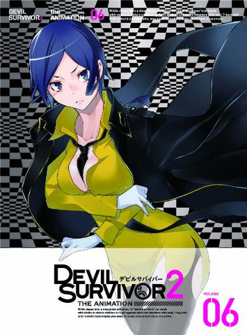 Devil Survivor 2 The Animation Vol.6