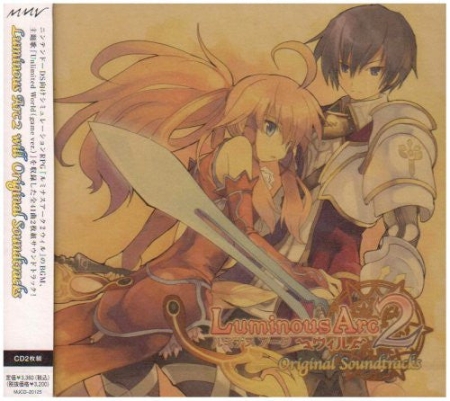 Image 1 for Luminous Arc2 will Original Soundtracks