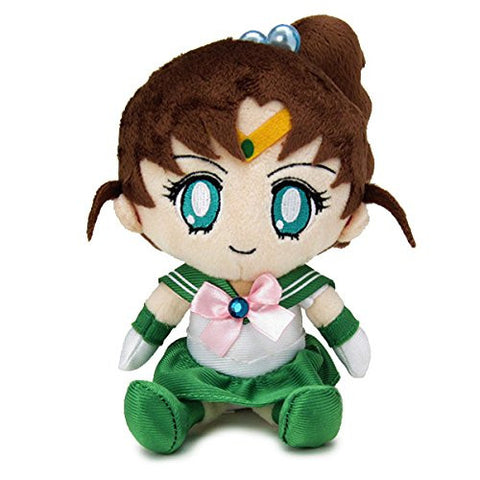 Image for Bishoujo Senshi Sailor Moon - Sailor Jupiter - Mini Cushion - Sailor Moon Mini Plush Cushion (Bandai)