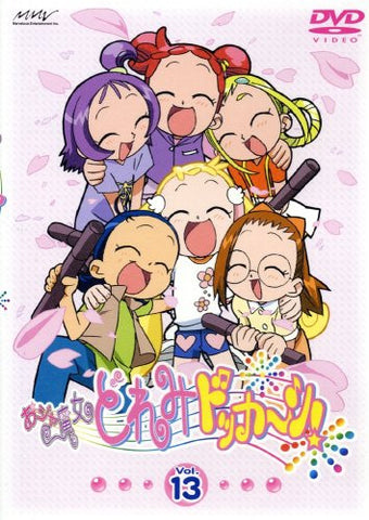 Image for Ojamajo Doremi Dokkan! Vol.13