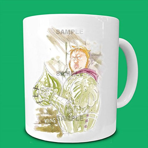Image for Nanatsu no Taizai - King - Mug (T Zone)