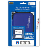 Thumbnail 1 for Slim Hard Pouch for New 3DS LL (Blue)