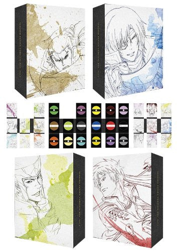 Image 3 for Sengoku Basara Complete Box [9Blu-ray+5DVD+3CD]