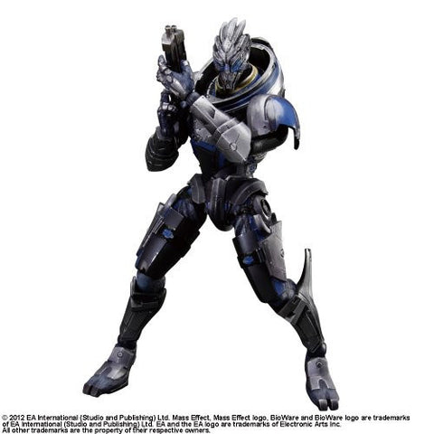 Image for Mass Effect 3 - Garrus Vakarian - Play Arts Kai (Square Enix)