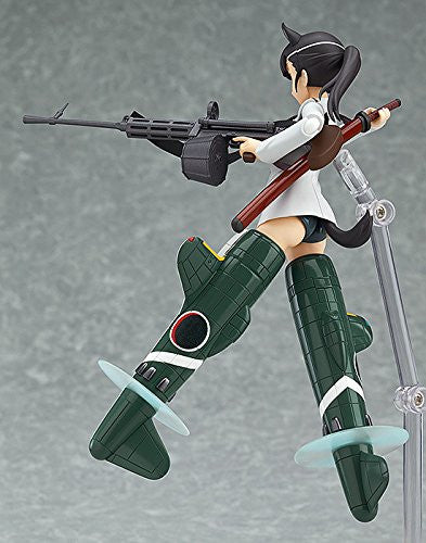 Image 5 for Strike Witches Movie - Sakamoto Mio - Figma #282 (Max Factory)