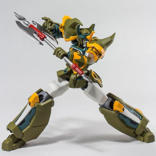 Image 6 for Sengoku Majin Go Shogun - Goshogun - Vulcanlog 008 - Real Form ver. (Sentinel, Union Creative International Ltd, Kaiyodo)