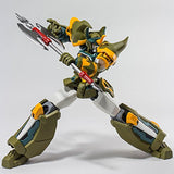 Thumbnail 6 for Sengoku Majin Go Shogun - Goshogun - Vulcanlog 008 - Real Form ver. (Sentinel, Union Creative International Ltd, Kaiyodo)