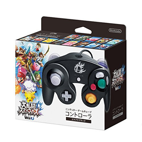 Nintendo Gamecube Controller Black (Smash Bros.)
