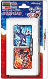 Thumbnail 1 for Pokemon Hard Cover for 3DS LL (Genshi Groudon/Genshi Kyogre)