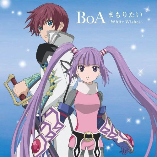 Image 1 for Mamoritai ~White Wishes~ / BoA (Tales Version)