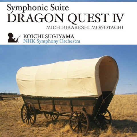 Image for Symphonic Suite Dragon Quest IV: Michibikareshi Monotachi