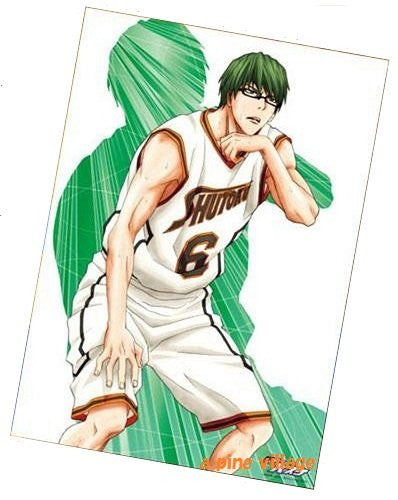 Kuroko no Basket - Midorima Shintarou - Clear Poster (Movic)