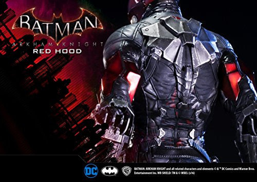 Image 2 for Batman: Arkham Knight - Red Hood - Museum Masterline Series MMDC-09 (Prime 1 Studio)