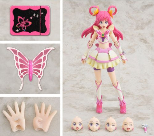 Image 2 for Yes! Precure 5 - Cure Dream - Gutto-Kuru Figure Collection (CM's Corporation)