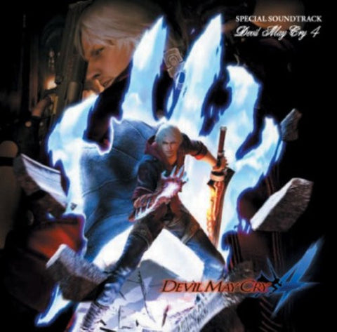 Image for Devil May Cry 4 Special Soundtrack