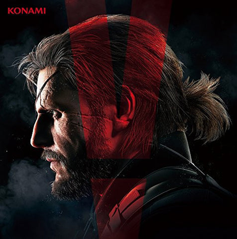 Image for METAL GEAR SOLID V ORIGINAL SOUNDTRACK