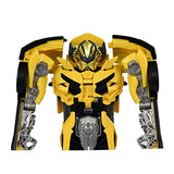 Transformers: The Last Knight - Bumble - Turbo Change Series - TC-02 - Big Bumblebee (Takara Tomy) - 3
