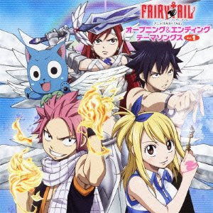 Image 1 for FAIRY TAIL Opening & Ending Theme Songs Vol.1