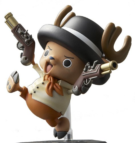 Image 5 for One Piece - Tony Tony Chopper - Door Painting Collection Figure - Western ver. (Plex)
