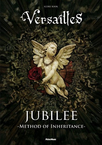 Image 1 for Versailles Jubilee Score Book