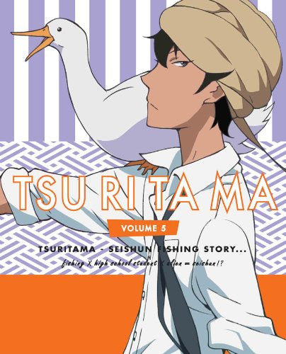 Image 1 for Tsuritama Vol.5 [Blu-ray+CD Limited Edition]