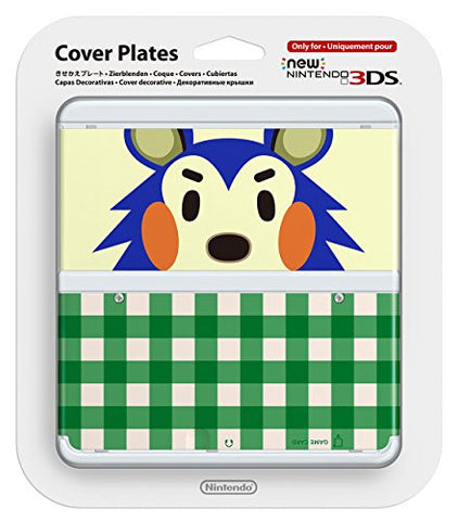 Image for New Nintendo 3DS Cover Plates No.015 (Animal Crossing Kinuyo)