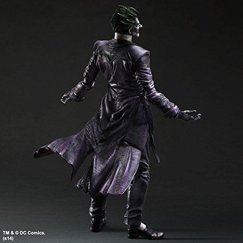 Image 3 for Batman: Arkham Origins - DC Universe - Joker - Play Arts Kai (Square Enix)