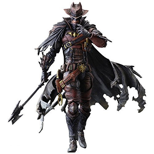 Image 1 for DC Universe - Batman - Play Arts Kai - Variant Play Arts Kai - Timeless - Wild West (Square Enix)