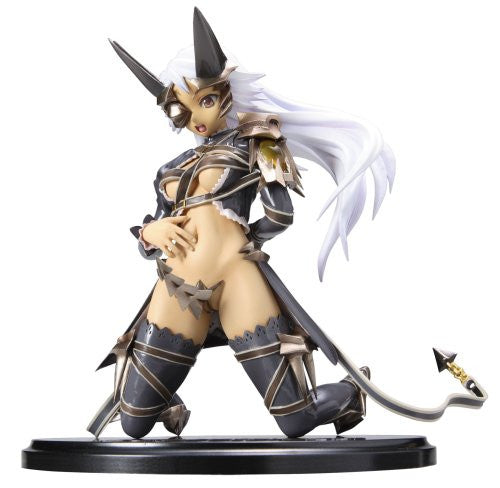 Image 3 for Queen's Blade - Aldra - Excellent Model - 1/8 - 2P Color Ver.