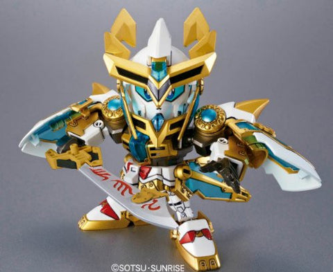 Image for SD Gundam Sangokuden Brave Battle Warriors - Sonken Gundam - SD Gundam Sangokuden series #006 - Shin (Bandai)