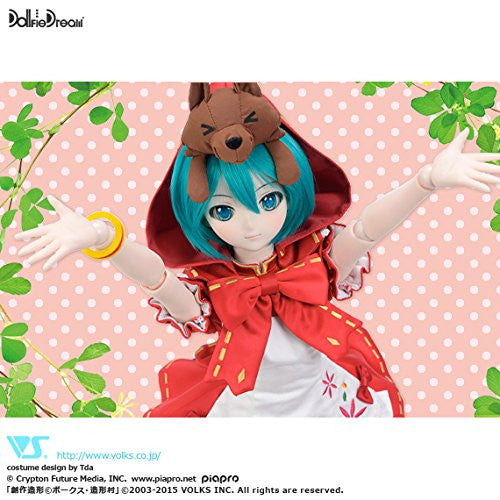 Image 2 for Vocaloid - Hatsune Miku - Doll Clothes - Dollfie Dream Character Clothing - Mikuzukin Dress Set - 1/3 (Volks)