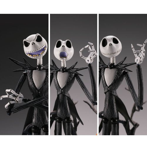 Image 8 for The Nightmare Before Christmas - Jack Skellington - Legacy of Revoltech LR-042 - Revoltech - Revoltech SFX #05 (Kaiyodo)