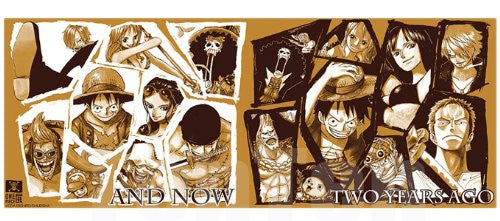 Image 4 for One Piece - Brook - Franky - Monkey D. Luffy - Nami - Nico Robin - Roronoa Zoro - Sanji - Tony Tony Chopper - Usopp - Mug (Shueisha)
