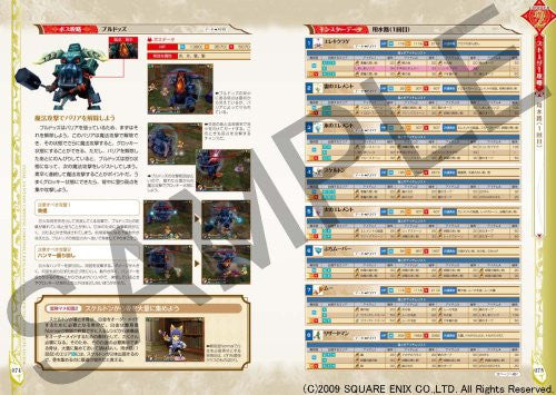 Image 2 for Final Fantasy Crystal Chronicles: Echoes Of Time Official Complete Guide