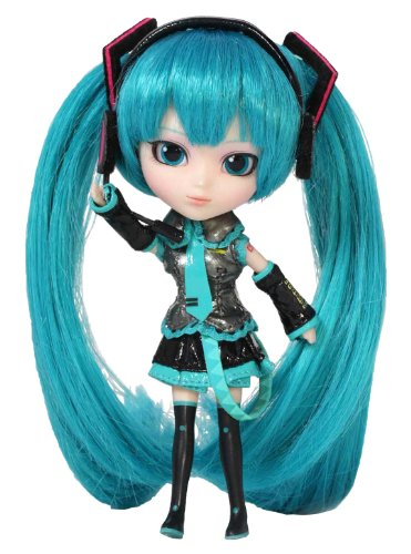 Image 1 for Vocaloid - Hatsune Miku - Pullip (Line) - Docolla - Pullip - 1/9 (Groove)