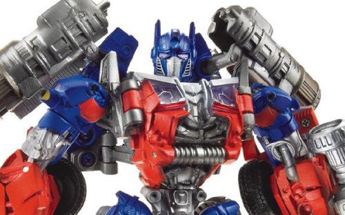 Image 2 for Transformers Darkside Moon - Convoy - Mechtech DA17 - Space Optimus Prime (Takara Tomy)