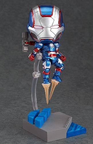 Image 5 for Iron Man 3 - Iron Patriot - Nendoroid #392 - Full Action (Good Smile Company)
