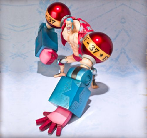 Image 5 for One Piece - Franky - Figuarts ZERO - The New World (Bandai)