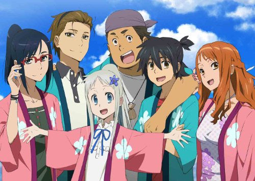 Image 1 for Event DVD Anohana Fes.