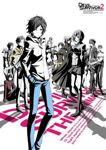 Image 1 for Devil Survivor 2 The Animation   Creator Works