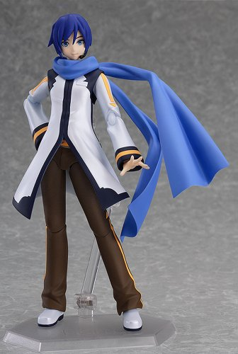 Image 2 for Vocaloid - Kaito - Figma #192 (Max Factory)