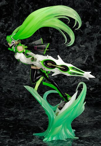 Image 3 for Vocaloid - Hatsune Miku - 1/8 - VN02 (Max Factory)